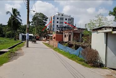 Land sale Rajshahi | Jomi bikri Rajshahai